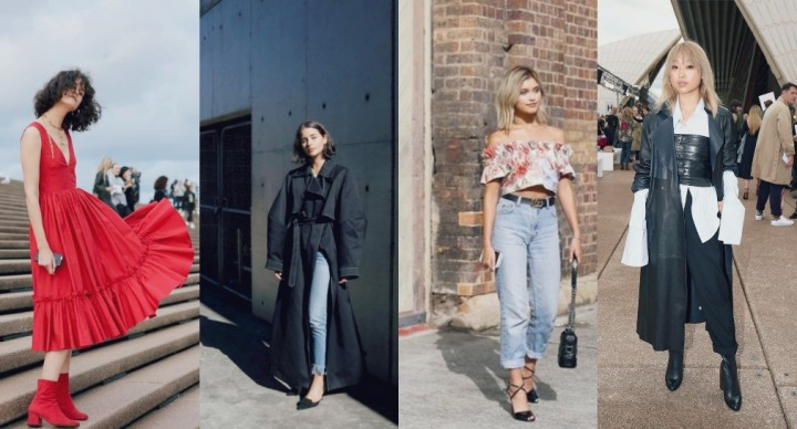 My favourite street style snaps from MBFWA '17